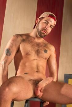Preston Steel Nude