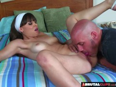 Brutalclips - They just met but want to fuck hard