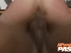 Intense Interracial Fucking