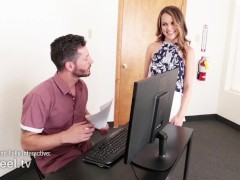 Interactive - Secretary Dillion Harper Gets Plowed by Coworker