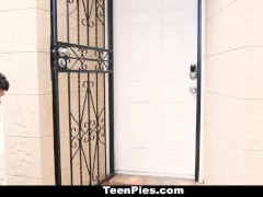 TeenPies - Accidental Creampie From Her Boyfriend