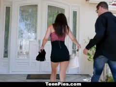 TeenPies - One Night Stand Creampie For Hot Teen