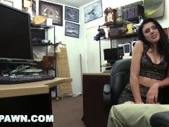 XXXPAWN - Kallie Joe Tries To Pawn Super Bowl Ring, Sells Ass Instead