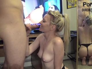 Samička odtestuje nový penis