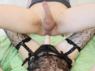 Manželka ošuká svojho muža dildom