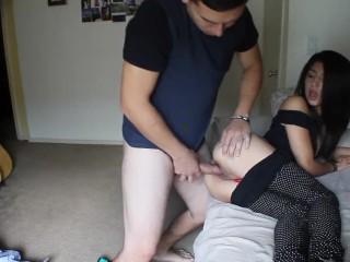 Súkromné video mladého páru
