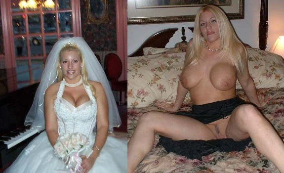 Sexy Naked Bride - Nudeshots-8315