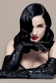 photo de Dita Von Teese