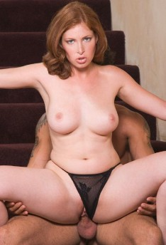 Ginger Blaze Naked