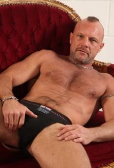 gay naked policeman