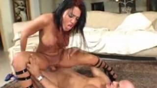 Eva Angelina - Rock Hard #2 - Scene 1 cumshot deepthroat piercing hardcore asian big tits blowjob riding cum big dick pornstar facial