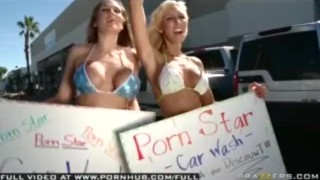 Alanah Rae & Jessica Lynn - Big Dick Discount