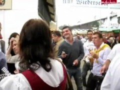Wild Oktoberfest With Arrest