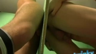 Two studs and a glory hole  anal twinkylicious.com brown twinks sclip fucking gloryhole gay