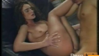 Brandy knows how to fuck and makes him cum all over her  fuck sex doggystyle top brandy tits sucking cumshot sexy
