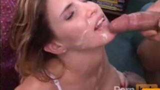 Big tit MILF assfucked, double fucked and facialised!!