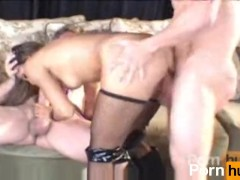 Keeani Lei in double dip part4