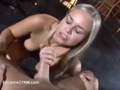 CFNM Sex with Male Strippers