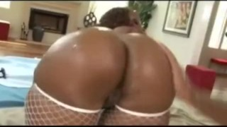 Cherokee D'ASS and her PHAT BLACK ASS