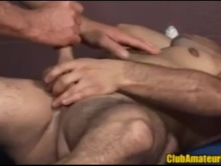 Bisexual Guido Rubbed & Sucked