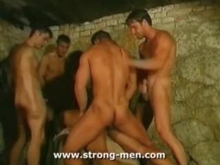 XXX porn - estel-two: Muscle Group Sex