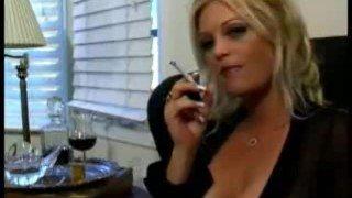 Blow smoke in my pussy!!  ass lingerie teasing close-up big-tits blonde pornstar fetish milf couch lesbian pussy wet cougar fingering mother stockings rubbing