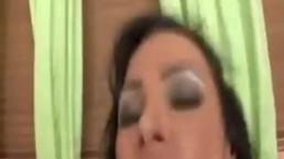 Lisa Ann gets a massage