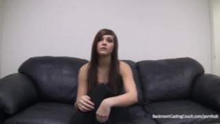 Ass Fucked & Creampied. No Job.  casting couch homemade hclip creampie audition amateur blowjob cum young office brunette anal backroom backroomcastingcouch.com
