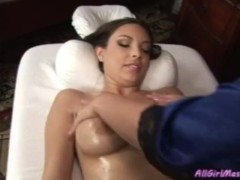 The Perfect Girl on Girl Massage Therapy