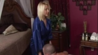 Madison Ivy shows her Huge boobs and takes a load in her mouth  big tits massage parlor.com sclip blonde blowjob cumshot fetish massage 69 petite orgasm facial pussy licking bubble butt blow job