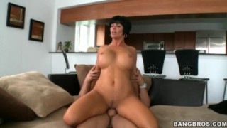 Big-Tit Milf Shay Fox Gets Banged