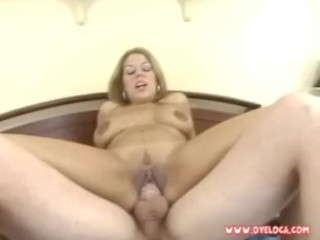 Busty latina gets her wet brown pussy rammed hard