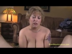 Busty Heather wants to be a movie star