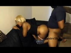 Desire5000 Never pulled her panties Down Ebony Teen