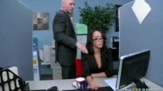 BIG TIT ASIAN OFFICE SLUT CAUGHT MASTURBATING IN HEELS & STOCKING asian bclip caught asian deep-throat blowjob masturbate office big-cock big-tit big-boob small-ass big-dick brunette orgasm reality brazzers skinny french