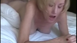 Cum injection for Melanie  sclip cumshot milf titty fucking cuckold amateur blowjob blonde cumshots housewife