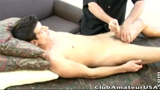 Lamberts Happy Ending  sclip clubamateurusa amateur cumshot cum gay handjob bi bisexual stroking orgasm massaging rubbing lambert caseyblack clubamateurusa.com