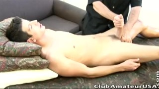 Lamberts Happy Ending  sclip amateur cumshot cum handjob bi bisexual stroking orgasm rubbing massaging lambert caseyblack gay clubamateurusa clubamateurusa.com