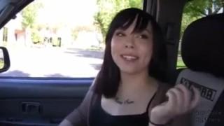 Gloryhole Hustlers Stephani Swallows  cumshot swallow babes blow job homemade blowjob gloryhole goth stephani