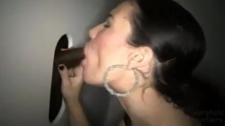 Gloryhole Hustlers Taylor3 Fucks, Sucks and Swallows  milf mother swallow orgasm blow job cumshot taylor blowjob mom gloryhole