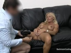 Extreme MILF Audition