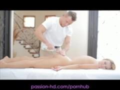 PASSION-HD Full Body Massage Orgasm