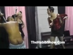 Exxxotica Chicago Marine gets beat down by Freaks