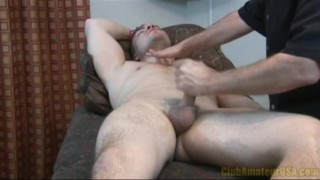 Casey Black Blows Owens Load  bi curious stud amateur cumshot cum massage gay handjob orgasm rub stroke jack jerk clubamateurusa