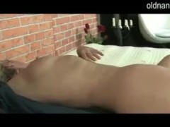 Horny Mature blow