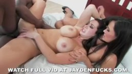 Jayden With Lisa Ann And Prince Yahshua