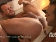 CUB BOTTOM Gets Fucked and Takes HOT PISS