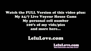 Lelu Love-Female Domination Face SItting  high heels homemade face sitting humiliation facesitting femdom amateur lelu fetish hardcore heels clothed female domination lelu love