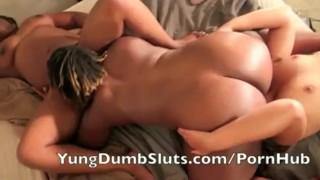 Lisa Rivera and Poizon Ivy break in a new SLUT