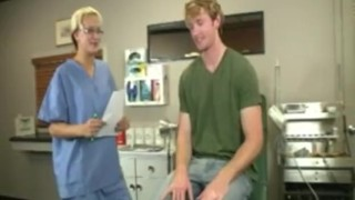 Nurse Milks Young Boy and Gets Blasted With Jizz sclip cumshot big cock handjob orgasm natural tits blonde fetish big dick cumblastcity.com extreme
